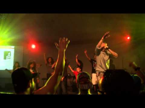 Mc Jin - #4 ? - Come Together Summer Tour NY 2013