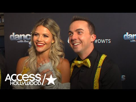 Is Frankie Muniz Going Shirtless On 'DWTS' Next Week? | Access Hollywood