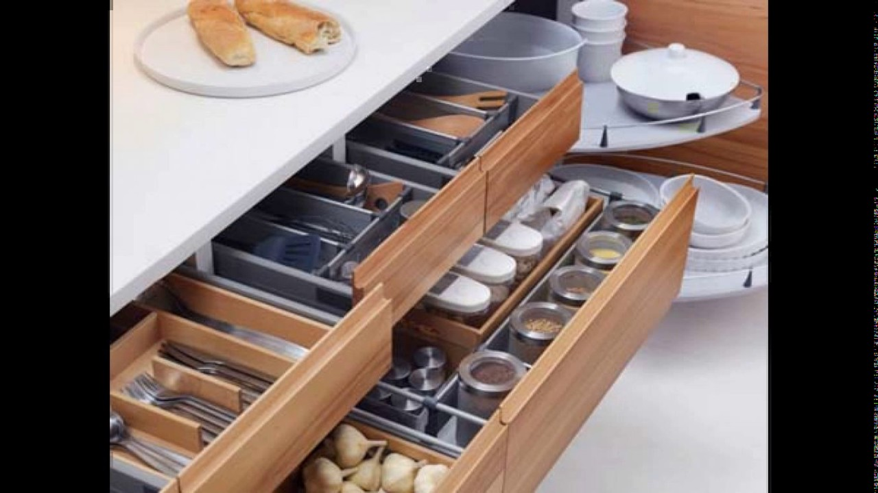 Kitchen Cabinet Design For Small Space