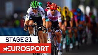 Vuelta a España 2019 | Stage 21 Highlights | Cycling | Eurosport