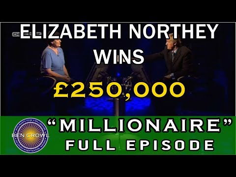 Who Wants to be a Millionaire Classic Reruns 10th December 2005 Series 18