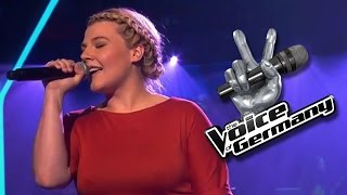 One - Charley Ann Schmutzler vs. Hanna Linnéa Mödder  | The Voice 2014 | Battle