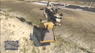 GTA V: Tank vs Dump Truck - The Ultimate Test of Strength::