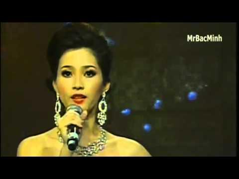 Dang Thu Thao tra loi ung xu cuo thi hoa hau viet nam 2012