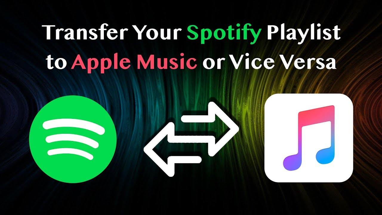 How to Transfer Spotify Playlists to Apple Music: Two Ways