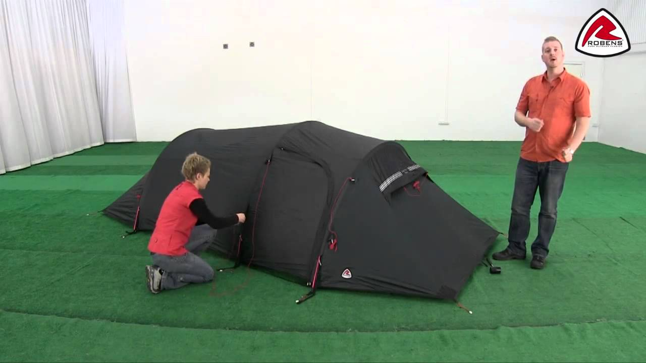 & Robens Osprey 3EX - Pitching Video.mp4 - YouTube
