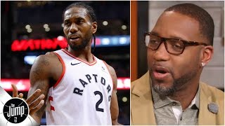 Raptors not title contenders until they prove themselves in the playoffs - Tracy McGrady | The Jump