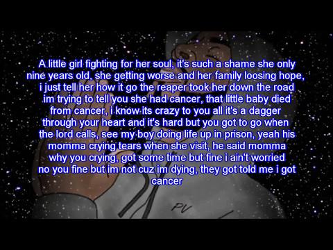 Poodieville - Cancer ( Lyrics )