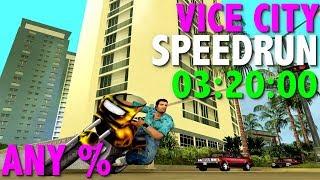 GTA: Vice City | SPEEDRUN 03:20:00 | Any % | Intento Improvisado #4