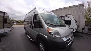 2019 Roadtrek Simplicity SRT - Silver LX With Nav & Backup Camera Luxury Chassis
