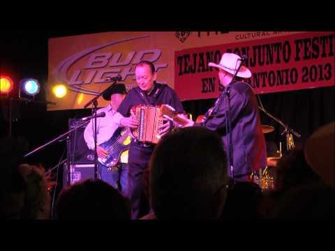 Flaco Jimenez Y Su Conjunto, Tejano Conjunto Festival, San Antonio, 2013