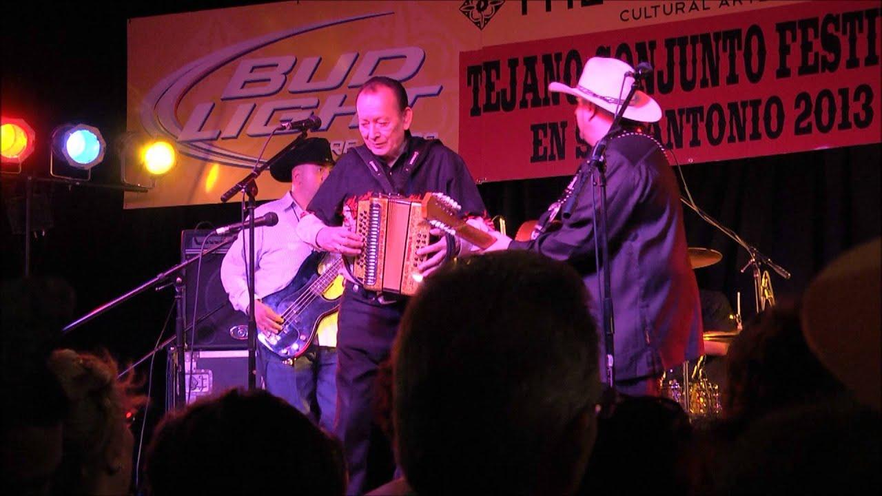 Flaco Jimenez Y Su Conjunto Tejano Conjunto Festival San