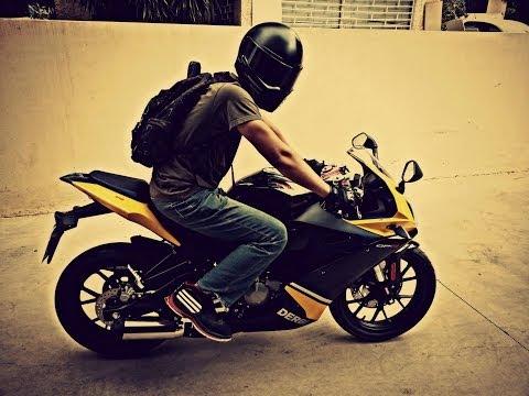 Bandit Fighter Helmet with Tinted Visor Video |HD|