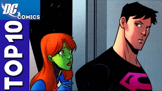 Top 10 Relationships From Young Justice