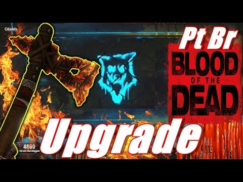 Upgrade Machado - Blood Of The Dead Bo4 Zombies Pt Br