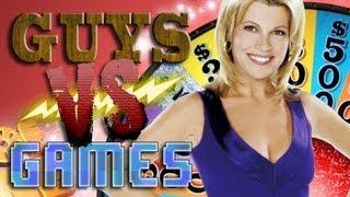 Wheel of Fortune - Meg Ryan is the Best - Nintendo Wii - Guys VS Games