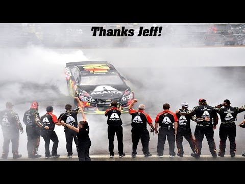 Jeff Gordon Tribute- Leave out all the rest