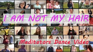 Meditators Dance to 'I Am Not My Hair' by India. Arie - Let's Find Our True Self Together! #meditate