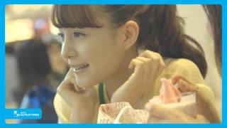 2014年CM 三井アウトレットパーク 「LIVE!OUTLET! サマー篇」トリンド...