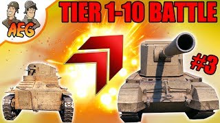 Tier 1-10 Epic Battle of DOOM! #3
