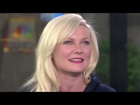 Kirsten Dunst On Shooting 'The Two Faces Of January'  TODAY