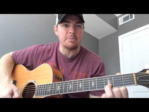 The River - Garth Brooks (Beginner Guitar Lesson)