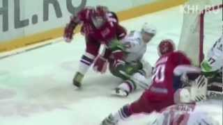 Daily KHL Update (English Commentary) - Nov 28, 2012