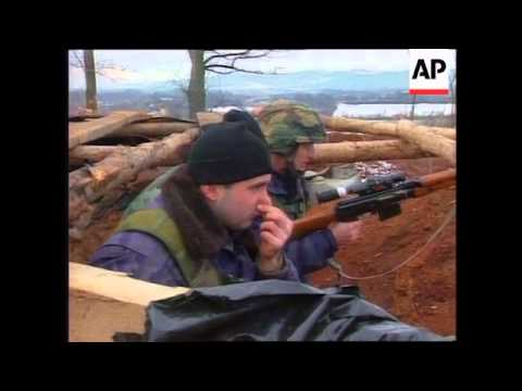 the kosovo liberation army and its peace talks with nato