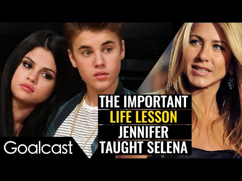 How Did Betrayal Connect Jennifer Aniston and Selena Gomez? | Life Stories | Goalcast