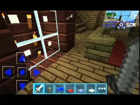 Caba a moderna para minecraft pocket edition youtube - Cabanas modernas ...