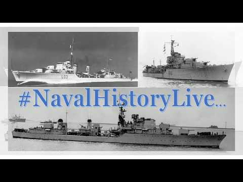 An Introduction to Not the Big Ships: NGFS As Provided by Destroyers & Below Part 1 of 2