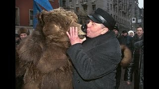Владимир Жириновский против долгих поцелуев