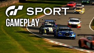 Gran Turismo Sport Gameplay - GT Sport E3 2016