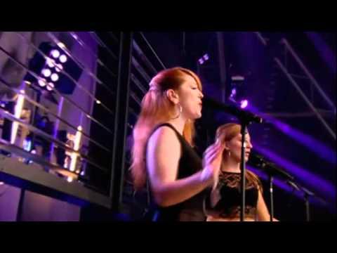 Glastonbury 2010 The Scissor Sisters - I Don't Feel Like Dancing