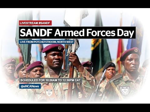 LIVE: SANDF Armed Forces Day