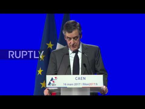 France: Fillon stresses importance of rule of law in wake of IMF and Grasse school attacks