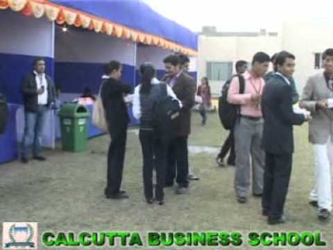 Making of ZeRon 2013, Annual Fest at Calcutta Business School