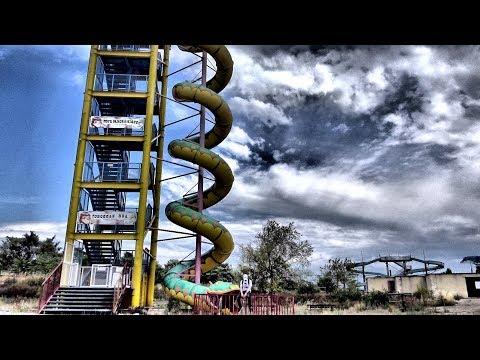 Épisode 29 : Le Parc Aquatique abandonné - Urbex