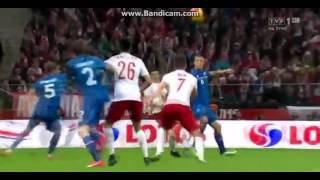 Polska vs Islandia 4:2 skróty meczu