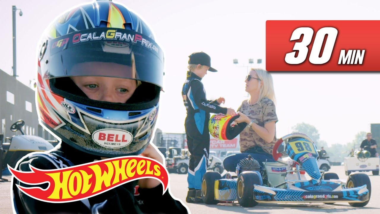 Download Sebastian Goes for the Gold! | Challengers | @Hot Wheels