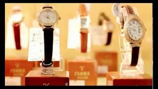 обзор женских золотых часов Гамма. Женские золотые часы с браслетом