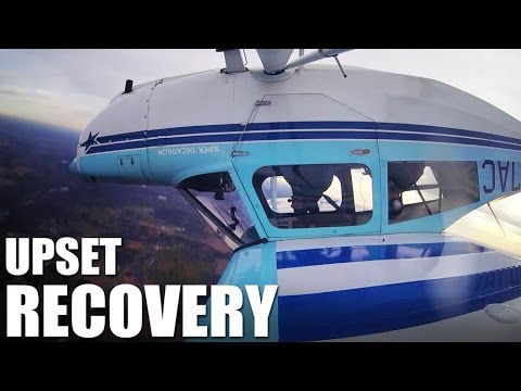 Upset Recovery Pilot Training