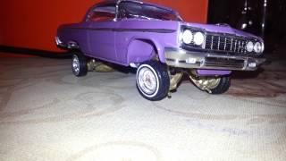 1964 chevrolet impala ss lowrider model car part 4. Black Bedroom Furniture Sets. Home Design Ideas