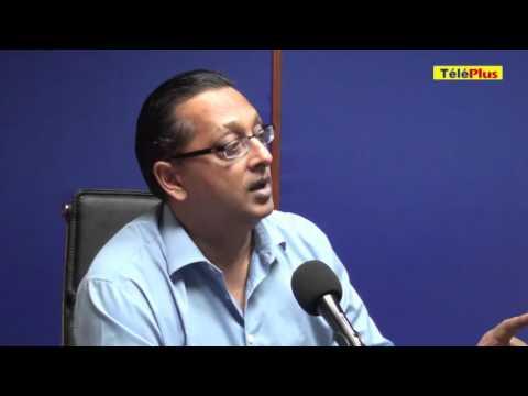 Radio Plus  Roshi Bhadain invité du Grand Journal