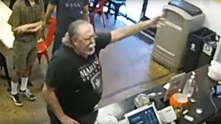 Man goes on racist rant at Mexican restaurant