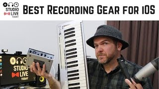 Best recording gear for iPhone and iPad