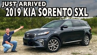 Just Arrived: 2019 Kia Sorento SXL on Everyman Driver