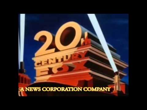 20th Century Fox (Cannonball Run, Extended, News Corporation Byline) - YouTube