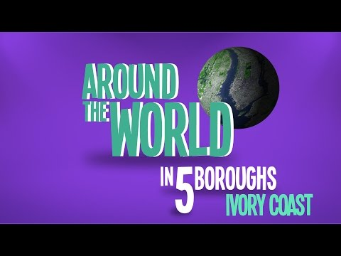 Around the World - Ivory Coast