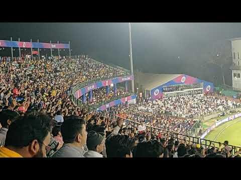 Feroz Shah Kotla stadium view from east stand